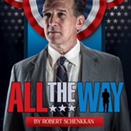 """All the Way"" Comes Up Short at Playhouse on the Square"