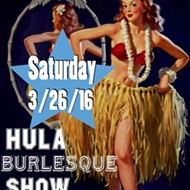 Cherry Hula Burlesque Show