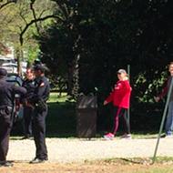 Police Presence on Greensward Cost Nearly $38,000