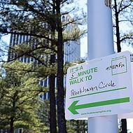 Efforts Underway to Make Clark Tower Area More Walkable, Bikeable