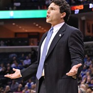 Josh Pastner Leaving Memphis For Georgia Tech