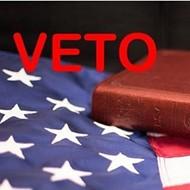 Haslam Vetoes 'Bible-as-State-Book' Bill