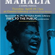 "Hattiloo Invites You to a Free Performance of ""Mahalia"" at the Cossitt Library"