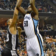 Five Thoughts on Game 1: Spurs 106, Grizzlies 74