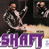 <i>Shaft</i>, the film and music, at Stax