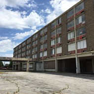 Strickland Announces Demolition for Blighted French Fort Hotel