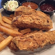 Jerry Lawler's Deep-fried Ribs