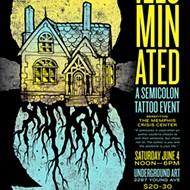Illuminated: Semicolon Tattoo Event at Underground Art
