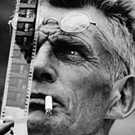 """Film"" and ""NotFilm"": Buster Keaton & Samuel Beckett visit Brooks Museum"