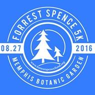Forrest Spence 5K