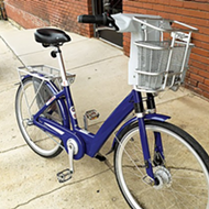 Bike Share Demos Happening This Week