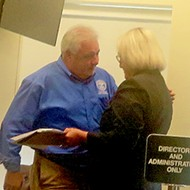 County Commission Renews Power Struggle with Mayor Luttrell