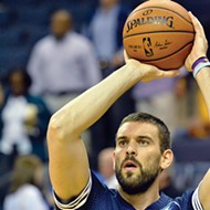 Grizzlies 102, Magic 97: Preseason Notebook