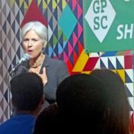 Jill Stein in Memphis