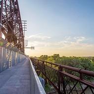 Big River Crossing opens Saturday