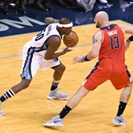 Grizzlies 112, Wizards 103: The Marc Gasol Three Game