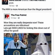 """KKK More American than Obama"" — Deputy Director of Finance for Shelby County  Corrections."