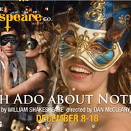 """He Said/She Said: Talking to the Stars of Tennessee Shakespeare's """"Much Ado"""""""