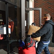 Responding to Reports of Frigid Temperatures Inside Juvenile Court, Just City Makes a Delivery