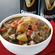 Guinness & Stew: Nothing Finer on a Winter's Day
