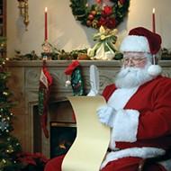 A literary Christmas wish.