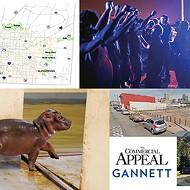 Body cams, a dog park, and a hippo