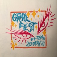 Grrl Fest Runs The World