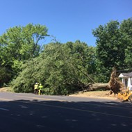 City Continues Working to Repair Storm Damage