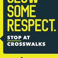 Medical District Campaigns to End Pedestrian Fatalities