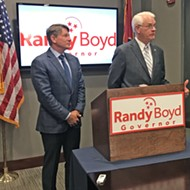Luttrell Endorses Randy Boyd for Governor
