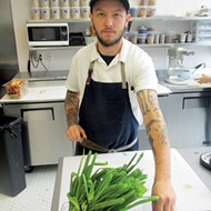 Catherine & Mary's sous chef J.R. Bearden on mentors and radishes