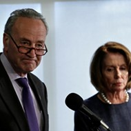 "Prospects for good-sense immigration policy were reawakened by ""Chuck and Nancy."""
