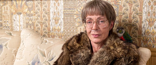 Allison Janney as Tonya Harding's mother LaVona in I, Tonya