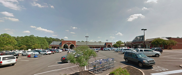The former Kroger store on Exeter is planned to be a new Trader Joe's store, the first in Memphis. - GOOGLE MAPS