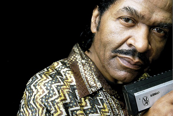 Bluesman Bobby Rush