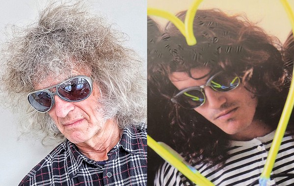 Since I'm under the assumption I resemble Cris Kirkwood from the Meat Puppets, my colleague Jon Sparks took a photo of me and paired it with one of Kirkwood. Meat Puppets would have been a perfect fit at Meat Fest. - MICHAEL DONAHUE
