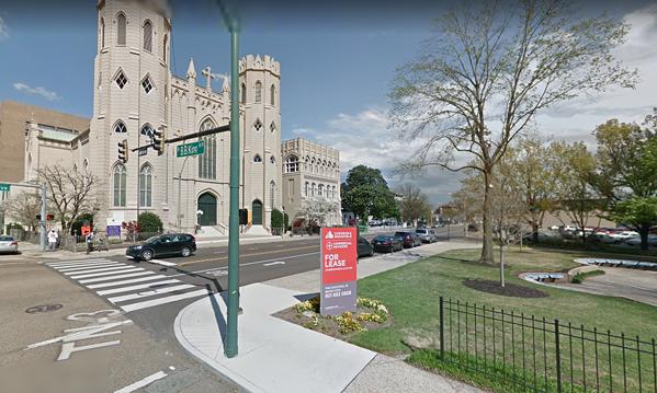 Corner of Adams and B.B. King. - GOOGLE MAPS