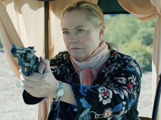Cybill Shepherd gets serious in Rose