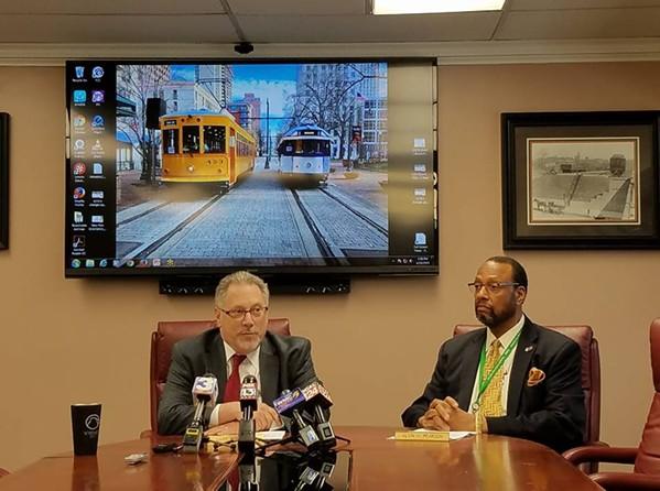 Trolleys Return This Month | Memphis Flyer