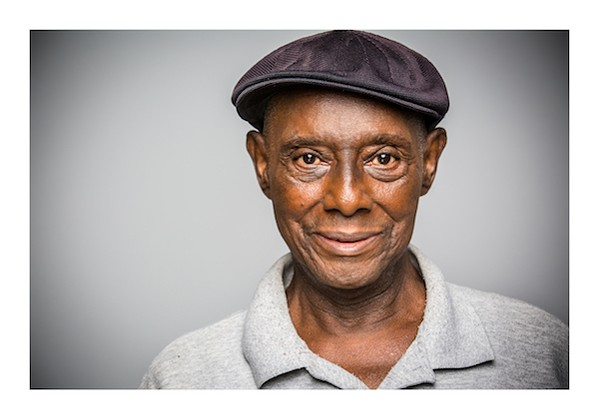 """J. L. McClain, a Memphis Sanitation worker who was among the 1968 strikers, is featured in """"1,300 Men"""". - DARIUS B. WILLIAMS FOR STRIKING VOICES"""