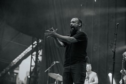 Clutch - COURTESY BEALE ST. MUSIC FESTIVAL