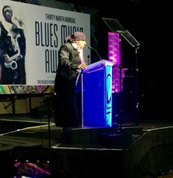 Steven Van Zandt at the BMAs - CONQUEROO