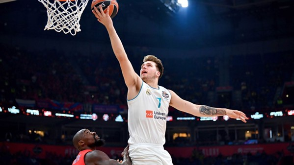 Luka Doncic - WORLD NEWS INSIDER
