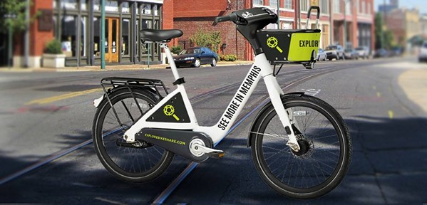 Thousands Ride Explore Bike Share in First Month | Memphis Flyer