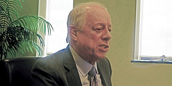 Bredesen at Bioworks Foundation - JACKSON BAKER