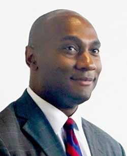 State Senator Lee Harris - JB