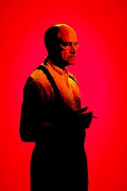 "Tony Isbell in ""Red"""