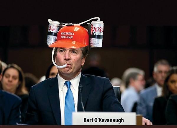 Beer-Lovin' Brett - TONY POSNANSKI VIA TWITTER
