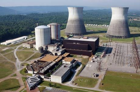 Bellefonte nuclear plant - TVA