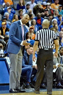 Penny Hardaway pleads the Tiger case.